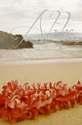 Aloha Print by Sharon Mau