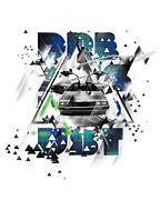 Historical Digital Art - Back to the Delorean by Pop Culture Prophet