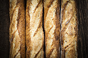 Artisan Photos - Baguettes by Elena Elisseeva