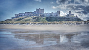 David Birchall - Bamburgh Castle