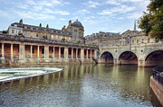 Pulteney Bridge Framed Prints - Bath Framed Print by Joana Kruse
