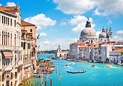 Accademia Prints - Beautiful Venice Print by JR Photography