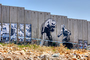 David Birchall - Bethlehem Separation Wall