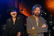 Franklin Tennessee Prints - BROOKS and DUNN Print by Don Olea