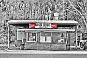 Local Food Metal Prints - Burger Delight Metal Print by Scott Pellegrin