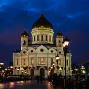 Savior Photos - Cathedral of Christ the Savior Of Moscow - Russia - Featured 3 by Alexander Senin