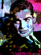 Clark Gable Art - Clark Gable by Allen Glass