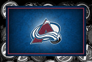 Colorado Avalanche Print by Joe Hamilton