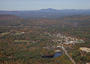 Concord New Hampshire Prints - Concord Outskirts, New Hampshire Print by Dave Cleaveland