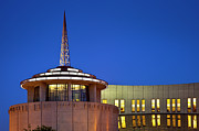 Nashville Tennessee Art - Country Music Hall of Fame by Brian Jannsen