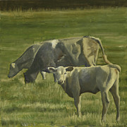 John  Reynolds - 3 Cows In The Pasture