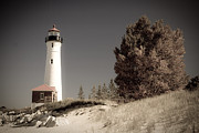 Angela  Beauchamp  - Crisp Point Lighthouse...