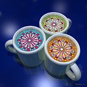 Walter Neal - 3 Cups of Mandala