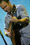 Dave Matthews Band Photos - Dave Matthews by Don Olea