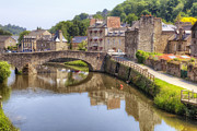Port Photos - Dinan - Brittany by Joana Kruse