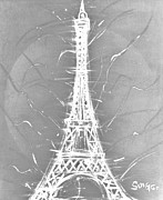 Susana Varela Guillot - Eiffel Tower