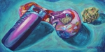 Pipe Paintings - 3 Essentials by Anita Toke