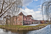 Romania Photos - Fagaras Fortress by Gabriela Insuratelu