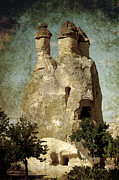 Offer Framed Prints - Fairy chimney in Goreme Framed Print by RicardMN Photography