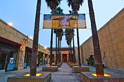 Egyptian Theatre Prints - Famous Egyptian Theater in Hollywood California. Print by Jamie Pham