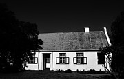 Stellenbosch Photo Posters - Farm House Poster by Werner Lehmann