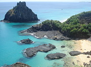 Marcello Martinho Photo Posters - Fernando De Noronha Island Poster by Marcello Martinho