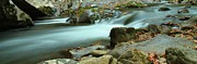 Gatlinburg Tennessee Prints - Flow Print by Dan Sproul