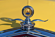 Macro Paintings - Ford Model A Coupe 1930 by George Atsametakis