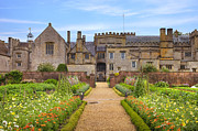Garden Photo Metal Prints - Forde Abbey Metal Print by Joana Kruse