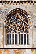 Tracery Prints - Gothic stain-glass window Print by Jose Elias - Sofia Pereira