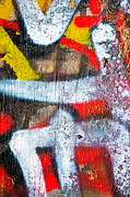 Mark Weaver - Graffiti Abstract