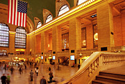 Terminal Prints - Grand Central Print by Brian Jannsen