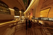Warp Framed Prints - Grand Central Station Framed Print by Dan Sproul