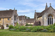 Bradford Prints - Great Chalfield Manor Print by Joana Kruse