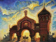 Raffi  Jacobian - Great Gate of Kiev