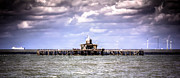Boast Prints - Herne Bay pier Print by Ian Hufton