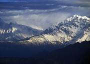 Asia Photo Prints - Himalaya Print by Anonymous