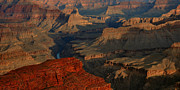 Hopi Prints - Hopi Point Sunrise Print by Stephen  Vecchiotti