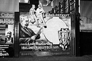 Murals Photo Prints - International wall murals in the republican falls road area of west belfast Northern Ireland. Print by Joe Fox