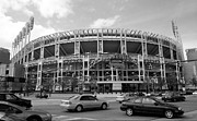 Wahoo Photo Prints - Jacobs Field - Cleveland Indians Print by Frank Romeo