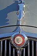 Jaguar 3.8 S-type 1966 Badge Print by George Atsametakis