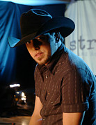 Hall Digital Art Originals - Jason Aldean by Don Olea