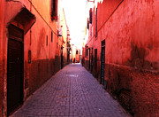Moroccan Photos - Kasbah of Marrakech by Daniele Zambardi