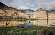 Photo Scotland - Kilchurn Castle