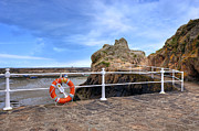 Great Britain Art - La Rocque - Jersey by Joana Kruse