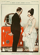 Nineteen-tens Art - La Vie Parisienne 1919 1910s France Cc by The Advertising Archives