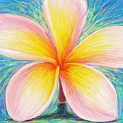 Hawaii Paintings - Leelawadee by Atiketta Sangasaeng