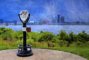 Seaport Prints - Louisville Kentucky Print by Darren Fisher