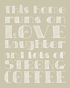 Jaime Friedman - Love and Strong Coffee...