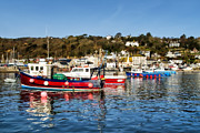 Susie Peek-Swint - Lyme Regis Harbour